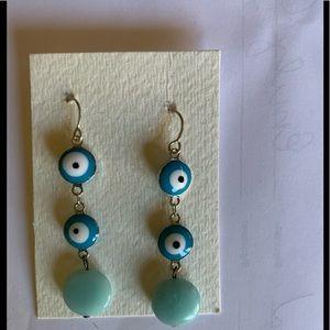 Jewelry - Evil Eye earrings